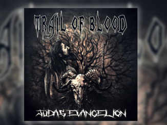 Trail of Blood Judas Evangelion